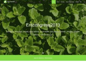 Erscongress2013.org