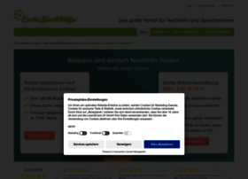 erstenachhilfe.de