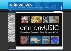ertmermusic.com
