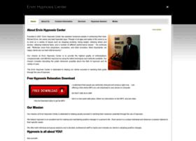 ervinhypnosiscenter.com