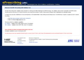 erx-testing.nist.gov