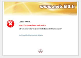 eryamanlisesi.meb.k12.tr