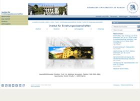 erziehungswissenschaften.hu-berlin.de