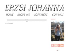 erzsijohanna.blogspot.nl