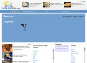 erzurum.hava-durumu.com