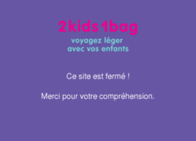 es.2kids1bag.com