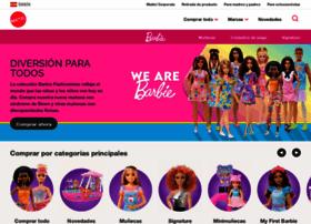 es.barbie.com