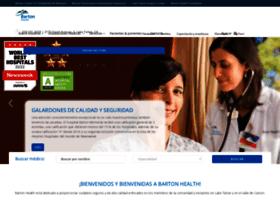 es.bartonhealth.org