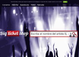 es.bigticketshop.com