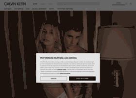 es.calvinklein.com