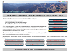 es.canyonstours.com