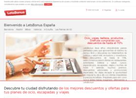 es.cashback.letsbonus.com