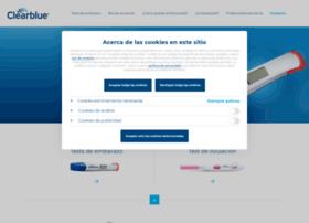 es.clearblue.com