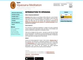 es.dhamma.org