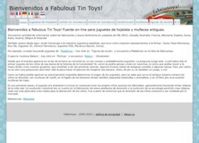es.fabtintoys.com