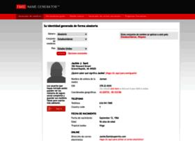 es.fakenamegenerator.com