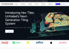 es.foursquare.com