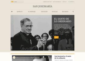 es.josemariaescriva.info