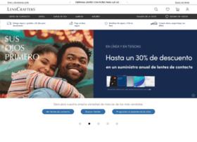 es.lenscrafters.com