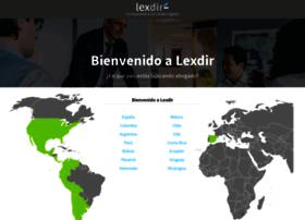 es.lexdir.com