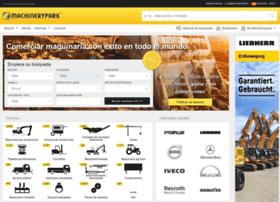 es.machinerypark.com
