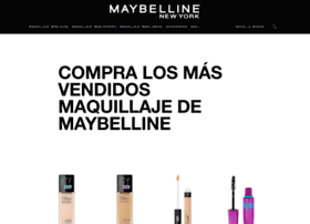 es.maybelline.com