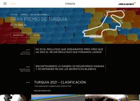 es.mclaren.com