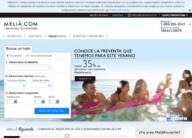 es.melia.com