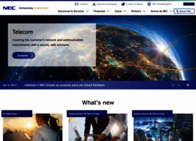 es.nec.com