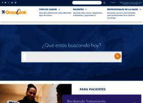 es.oncolink.org
