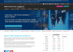 es.onefinancialmarkets.com