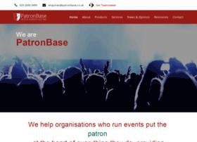 es.patronbase.com