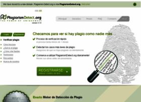 es.plagiarismdetect.com