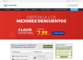 es.resellerclub.com