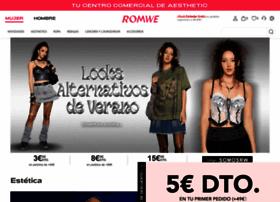 es.romwe.com