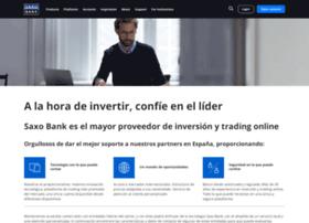 es.saxobank.com
