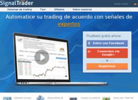 es.signaltrader.com