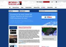 es.snow-forecast.com
