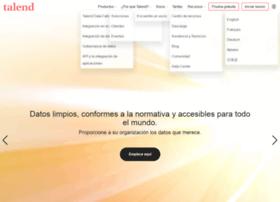 es.talend.com