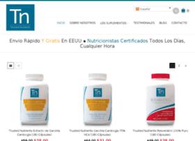 es.trustednutrients.com