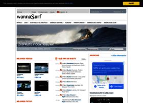 es.wannasurf.com