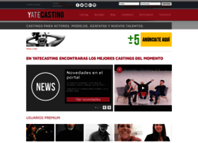 es.yatecasting.com