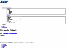 es6-angular-webpack.zeef.com