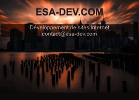 esa-dev.com