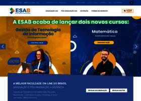 esab.edu.br