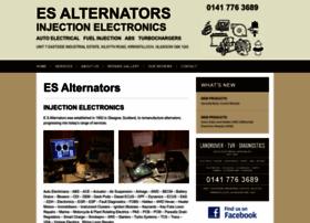 esalternators.co.uk