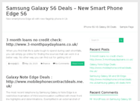 esamsunggalaxys4deals.co.uk