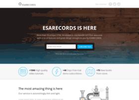 esarecords.co.uk