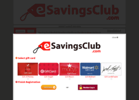 esavingsclub.com