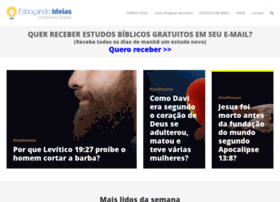 esbocandoideias.com